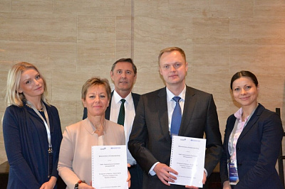 Eximgarant of Belarus and OeKB signed a Memorandum of Understanding